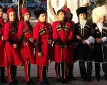 הפסטיבל הצרקסי בכפר קמא