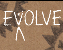 Evolve - מיתוג חברת ציוד השרדות וטבע בהשראת ציורי מערות