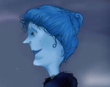 מכשפה על ענן