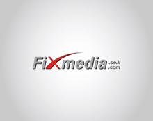 עיצוב לוגו לפיקסמדיה