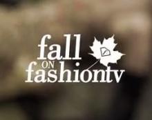 אריזת סתיו לערוץ האופנה fashiontv