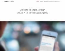 Simple Design Template