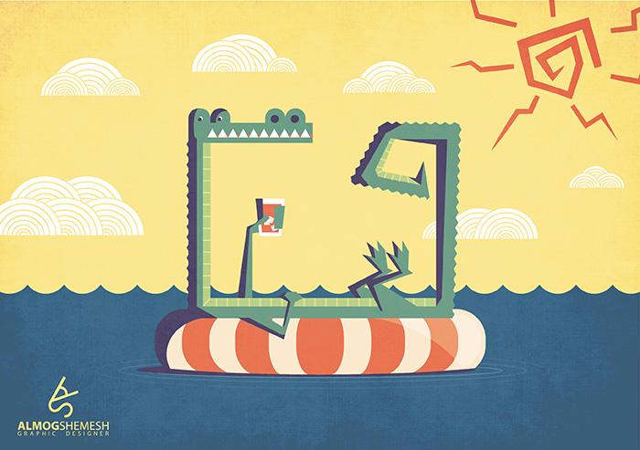 Graphic & Web Designer and illustrator