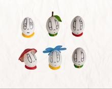 הביצה שהתחפשה - איור מחדש
