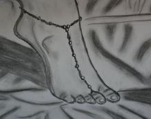 כף רגל מפחם
