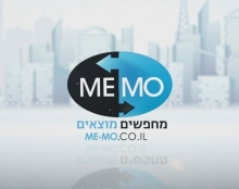 Me-Mo עיצוב אפליקצית פייסבוק והפקת סרט