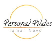 עיצוב לוגו לתמר נבו - Personal Pilates