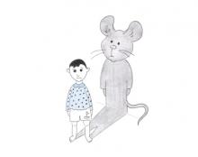 עיצוב מארז גרפי לסדרת ספרי ילדים