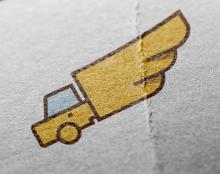 המובילים - לוגו לחברת הובלות