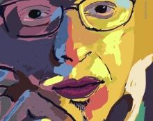 Self Portrait yoram amoyal