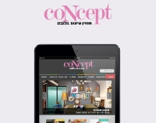 מגזין קונספט