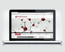 Health Fusion - WEB Design