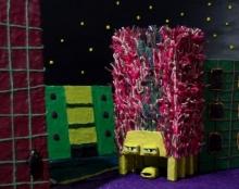 מפלצות העיר - הסרטון