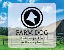 עיצוב גרפי עבור ביתן FARM DOG לתערוכת Watech בגני התערוכה תא