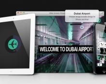 אתר לנמל התעופה בדובאי