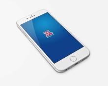 Xl energy drink UX/UI Mobile aps