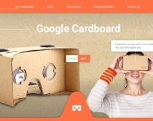 Cardboard - Web Design