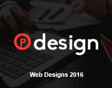 Web Designs 2016
