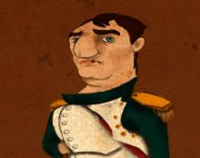 עיצוב דמות נפוליאון