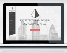 טמפלייט למשרד ארכיטקטים