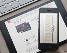 Telewin | Brand & Web Design