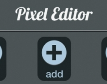 עיצוב מסך עבור אפליקצייה לעורך בפיקסל פרפקט מגזין