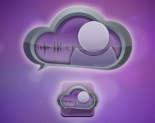 לוגו ענן - Cloud Logo