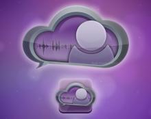 לוגו ענן - Cloud Logo