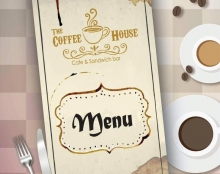 The Coffee House Menu