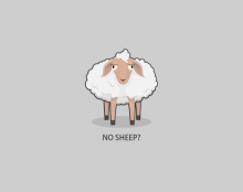 No Sheep?