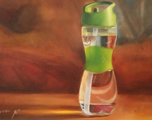 ציור שמן על בד טבע דומם אמנות ישראלית