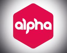 Alpha team TLV Logo 2014