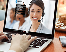akb solutions - video chat
