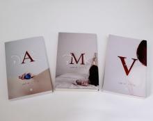 עיצוב סדרת ספרים