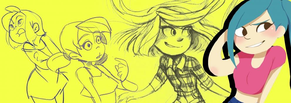 עיצוב דמויות ,אנימציה