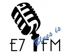 E7 FM - מיתוג תחנת רדיו של בלוז