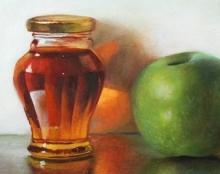 תפוחים ודבש אמנות ישראלית