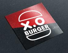 מיתוג למסעדת המבורגרים