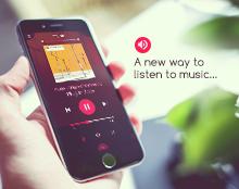 עיצוב אפליקציית - Musin