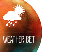 Weather Bet App