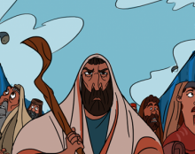 יציאת מצרים, חג שמח