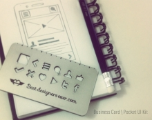 Business Card \ Pocket UI Kit