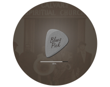 Blues Pick
