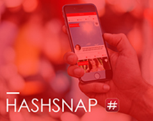 UX/ UI Concept For Hashsnap app