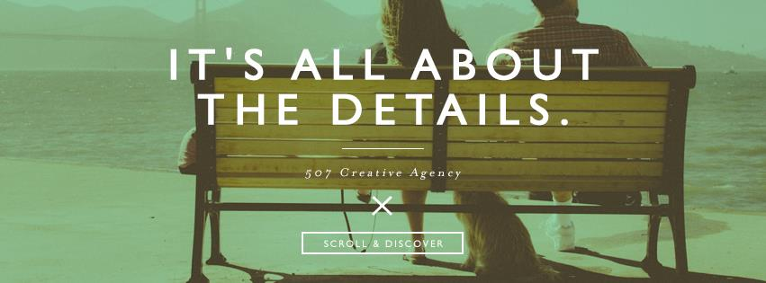 Creative director at 507 Creative Agency