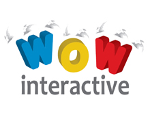 WOW interactive - Logo