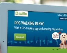 Swifto: אתר להוצאת כלבים ברחובות ניו-יורק