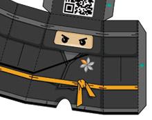 tikal ninja