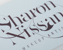 מיתוג עבור Sharon Nissan //Makeup Artist.