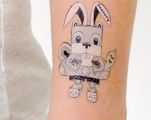 Beavory Tattoo